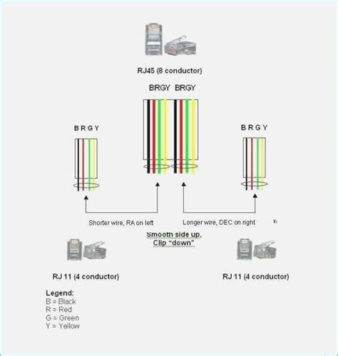 rj11 wiring diagram dogboi info