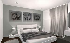 decoration suite parentale moderne With deco chambre parentale moderne