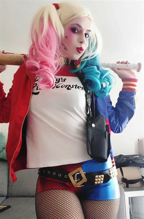 harley quinn suicide squad cosplay booty shorts mid rise