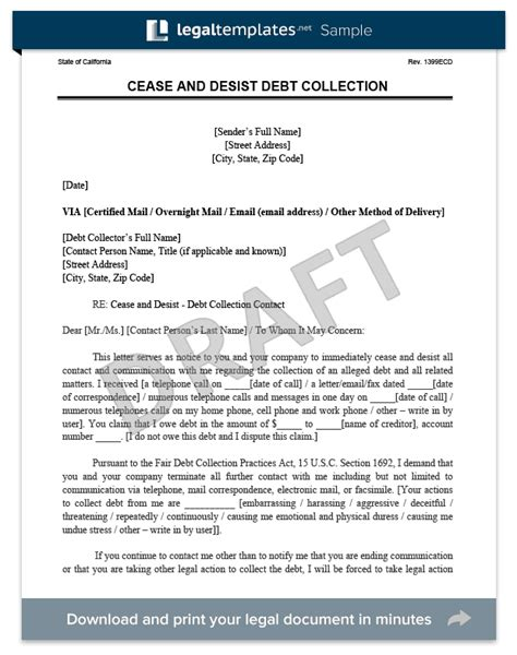 demand  payment template sample create