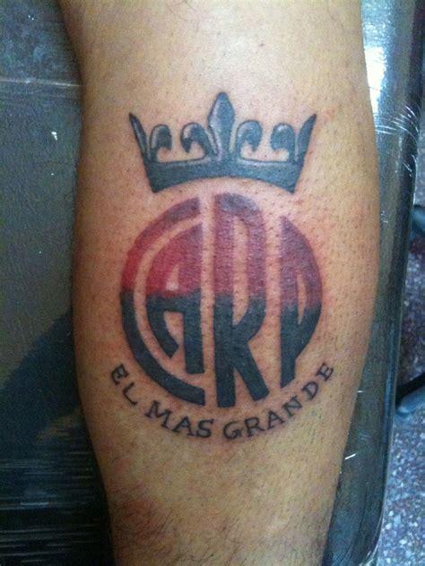 Tatuajes De Escudo De River
