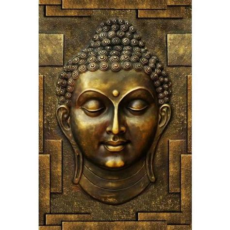murals buddha wall hanging painting  rs  square feet