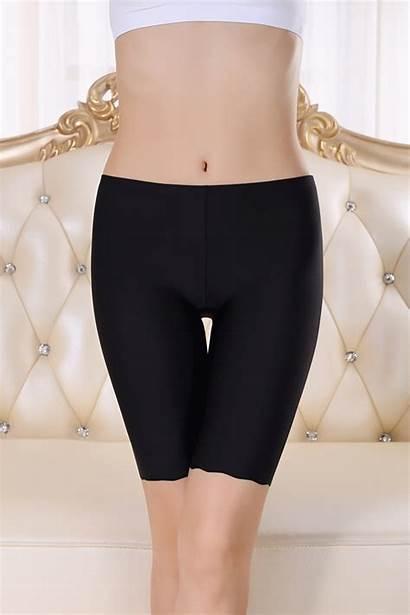 Seamless Shorts Silk Pants Boy Boxer Panties
