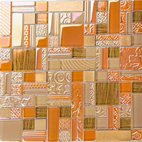 decorative wall tiles kitchen backsplash new arrival glass mosaic tile stainless steel 8594