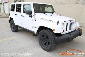 2012 Jeep Wrangler Unlimited Rubicon 4 X 4  U2013 6 Speed