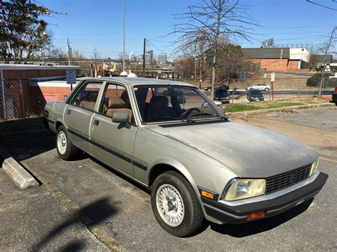 peugeot usa 1984 peugeot 505 s for sale in atlanta georgia usa