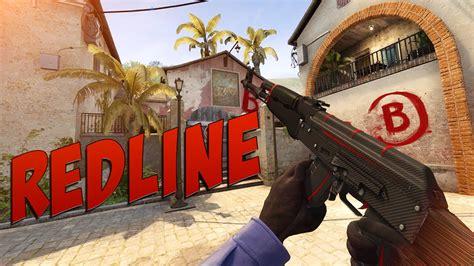csgo ak  redline gameplay youtube
