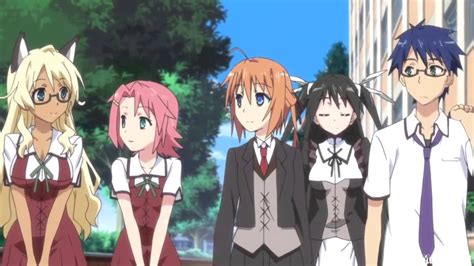 Anime Romance Comedy No Harem Top 20 Ecchi Harem Romance Comedy Anime Part 2 Best