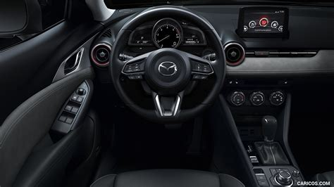 mazda cx  interior cockpit hd wallpaper