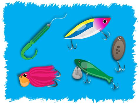 pick freshwater fishing lures  steps  pictures