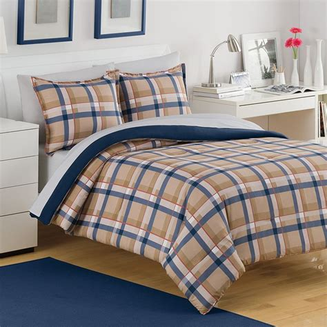 Izod Par Plaid Bedding Collection Bedding Collections