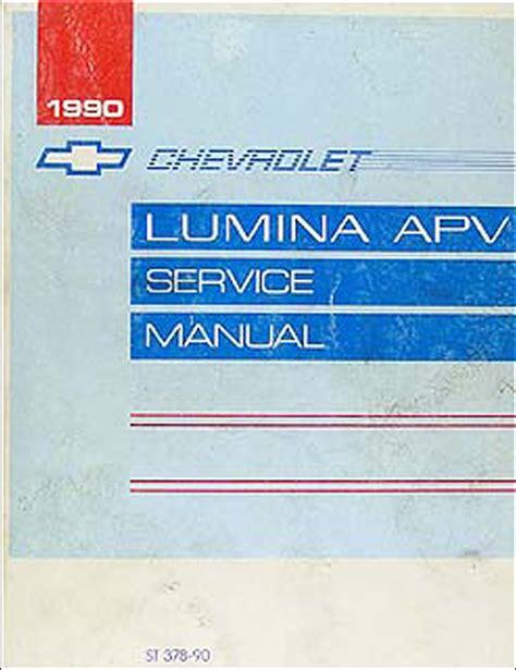 service manuals schematics 1993 chevrolet lumina apv regenerative braking 1990 chevy lumina apv van repair shop manual 90 chevrolet original service oem ebay