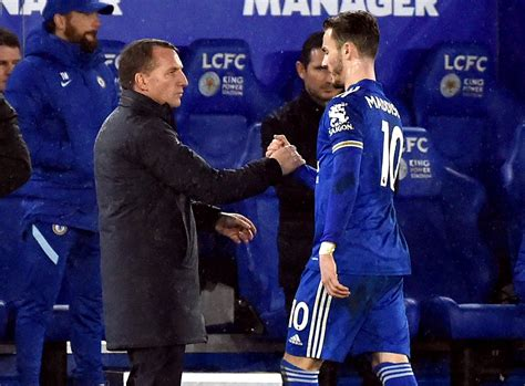 Leicester boss Brendan Rodgers hails James Maddison's ...