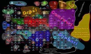 Babylon 5 Galaxy Map