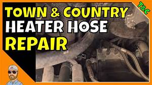 Chrysler Town And Country Heater Hose Repair