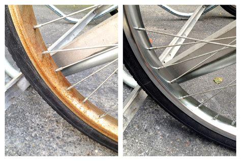 ways  clean rust  metal   diy design