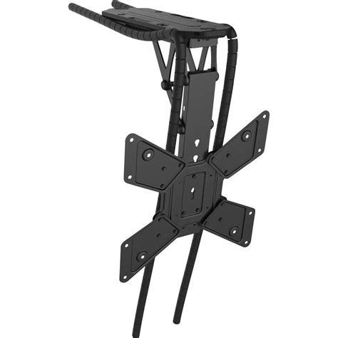 support plafond tv motorise support tv pour plafond 58 4 cm 23 quot 139 7 cm 55 quot inclinable motoris 233 speaka p sur le site