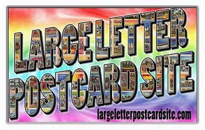 Letter Postcard Site