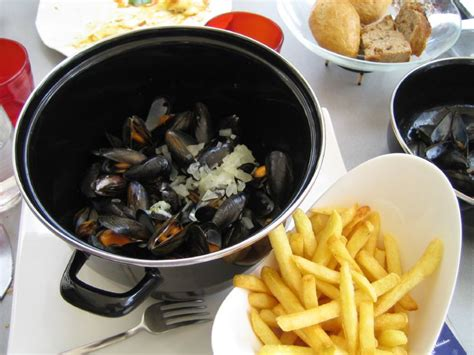 cuisine moules belgian cuisine