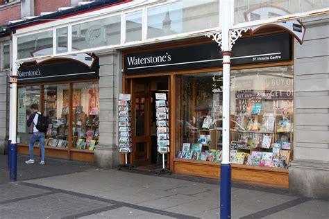 waterstones cafe  victoria centre