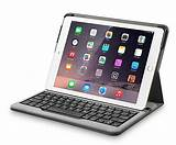 Logitech, ultrathin, keyboard, cover for iPad Air 1 - Black, UK Qwerty