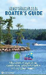 New York State Boating License by Nys Nj Ct Pa And Federal Regulations