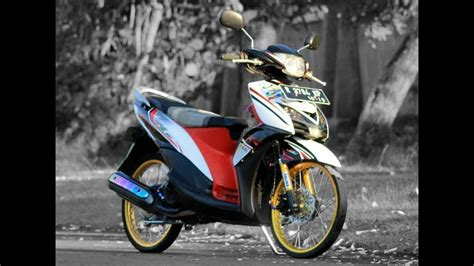 Modifikasi Mio Thailook by Kumpulan Modifikasi Yamaha Mio Gt Thailook Cacingan