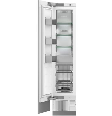 zifnpkii monogram  smart integrated column freezer monogram appliances