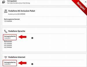 Vodafone Kabel Online Rechnung : hilfe vertrag laufzeit vertrag ~ Haus.voiturepedia.club Haus und Dekorationen