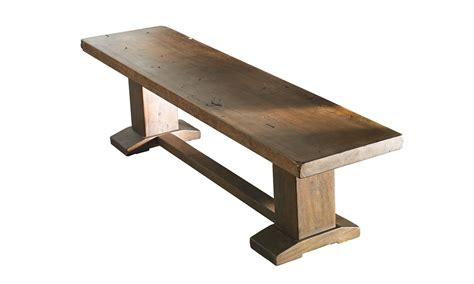 cape town acacia wood dining bench  dump luxe