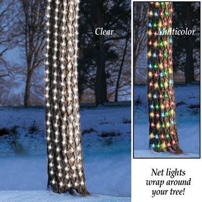 outdoor christmas tree trunk lights from collections etc
