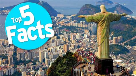 Top 5 Interesting Facts About Brazil - YouTube