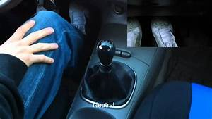 How To Drive A Manual Transmission Car  2002 Acura Rsx