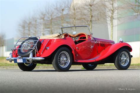 Mg Tf 1250, 1954  Welcome To Classicargarage