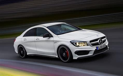 Mercedes-benz Cla45 Amg Leaked