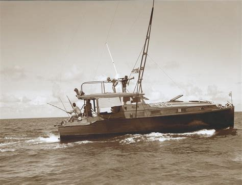 Boat Crash Uganda by Hemingway Pilar Laststandonzombieisland