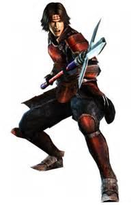Samurai Warrior Concept Art