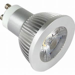 Gu10 Led Lamp : led cob 5w dimmable lamp gu10 cool white 320lm a ~ Watch28wear.com Haus und Dekorationen