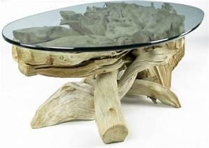Verre Pour Table : table basse en verre confort maximal dans salon 26 photos ~ Teatrodelosmanantiales.com Idées de Décoration