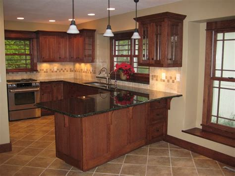 kitchen  oak cabinets tips  trick