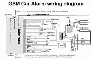 Remote Start Car Alarm Wiring Diagram