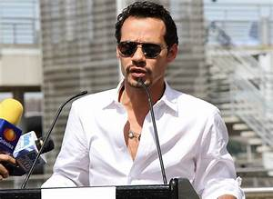 "Marc Anthony Honored By Gray Line New York's ""Ride Of Fame ..."