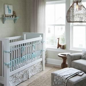 28 contemporary baby nursery design ideas for Modern unisex nursery ideas
