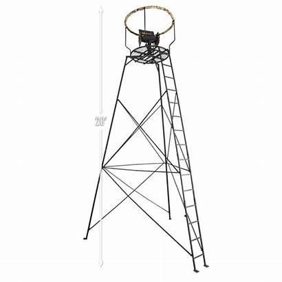Muddy Liberty Foot Extension Tripod Stand Ladder
