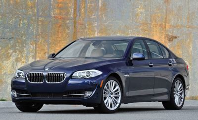 Bmw 528i 2012 by 2012 Bmw 5 Series Review