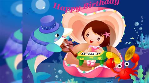 Free Happy Birthday Animated Wallpapers - birthday animations free 9to5animations