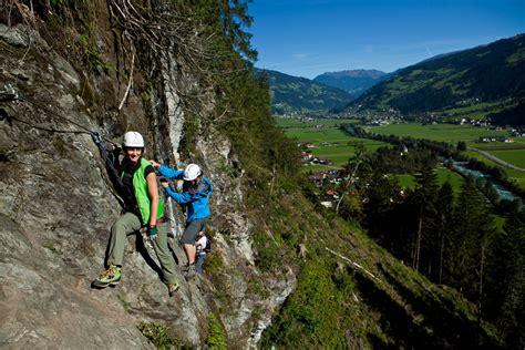 klettern und klettergebiete im zillertal