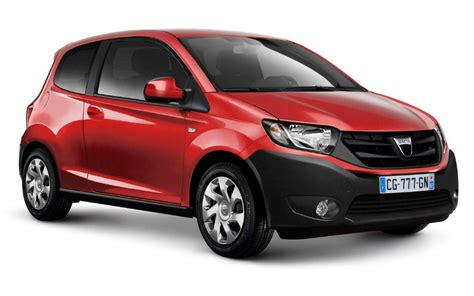 dacia va lancer une voiture 224 5000 euros fabriqu 233 e au maroc