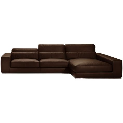 canape angle luxe canapé d 39 angle de luxe en cuir de vachette matisse verysofa