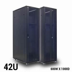 Microsoft Wholesale Server And Networking Racks Netfox 42u Server Rack